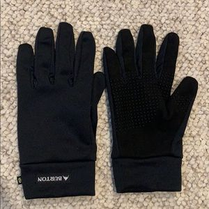 Burton Touch and Go Liner Gloves, New without Tag